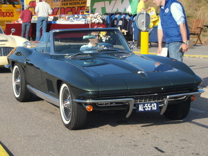 Vintage Stingray Corvette
