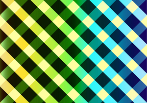 Crisscross pattern color