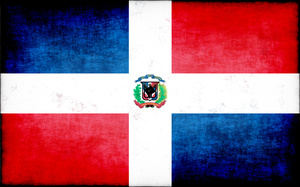 Dominican Republic flag image