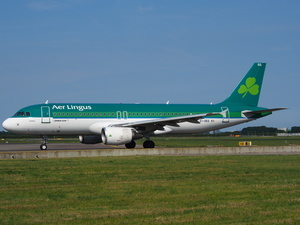 Aer Lingus Airplane