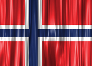 Flag of the Kingdom of Norway