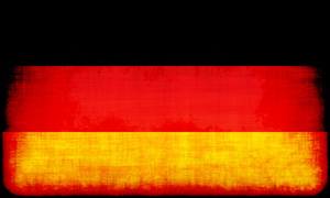 German flag grunge texture