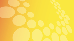 Abstract gradient yellow background
