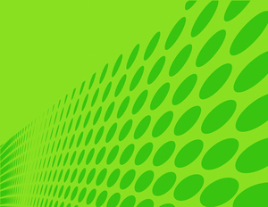 Green halftone pattern background