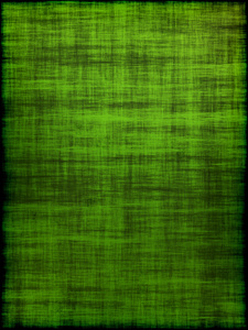 Grunge texture on green background