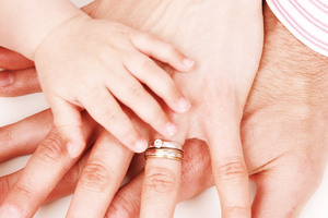 Family Hands Together
