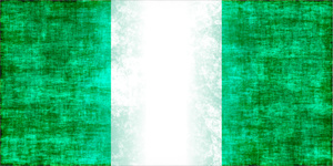 State flag of Nigeria
