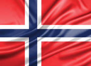 Norwegian flag 2