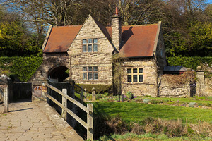 Old English House
