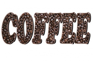 Coffee text