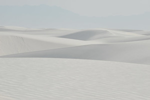 White Sands paysage 2