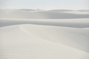 White Sands landscape