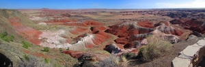 National Park Petrified Forest