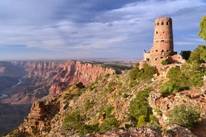 Desert View Tower in Arizona