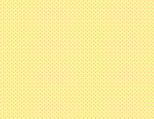 Polka dots yellow background