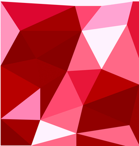 Polygonal background pattern