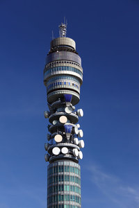 Telecom Tower in London