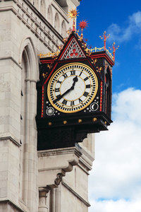 Town Clock in London