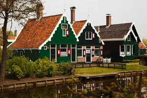 Traditional Dutch Houses