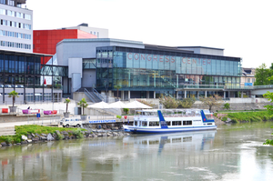 Congress center in Villach