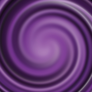 Purple background swirl effect