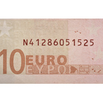 The ten Euro note