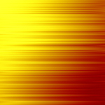 Yellow background red lines