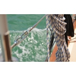Boat knots and water