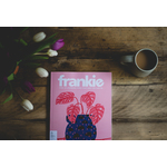 Pink book, tulips and coffee
