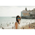 Girl in Sitges, Spain