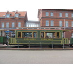 Ancien wagon de train