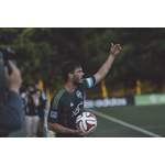 Brad Evans Seattle Sounders ready to throw in