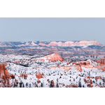 Bryce Canyon after snow