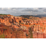 View of Bryce Canyon National Park, US