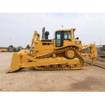 Caterpillar bulldozer vehicle