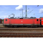 German electric locomotive
