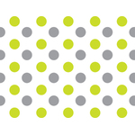 Polka dots pattern graphics