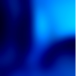 Blurred blue surface