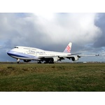 China Airlines airplane