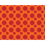 Dotted pattern background design