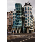 Dancing House in Prague
