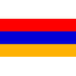 Bandiera dell'Armenia
