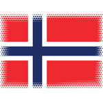 Norwegian flag 6
