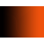 Orange black gradient background