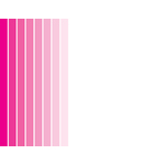 Vertical pink stripes presentation background