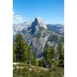 Half Dome rock formation