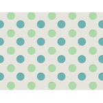 Polka dots background pattern