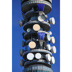Telecom Antennas On BT Tower