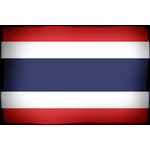 Kingdom of Thailand flag