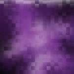 Background with purple pixels